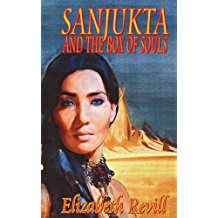 Sanjukta and the Box of Souls novel by Elizabeth Revill