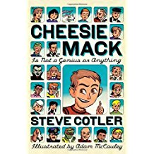 Cheesie Mack by Steve Cotler