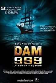 Dam 999 theatrical screenplay by Rob Tobin