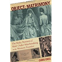 Object Matrimony book by Chris Enss