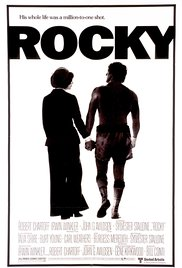ROCKY - feature film starring Sylvester Stallone