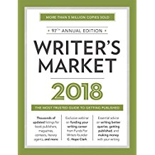 Writer's Market 2018 by Robert Brewer